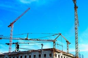 Construction site, Berlin
