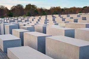 Jewish Holocaust Memorial, Berlin,