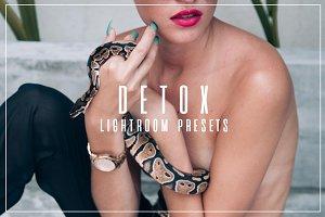 Detox // Lifestyle LR Presets