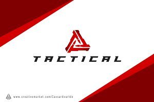 Tactical Logo Template