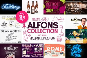 Alfons Collection -50% off