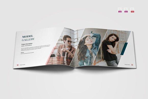 Portfolio Book - 24 Pages V 2