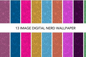 13 Image Digital Nerd Wallpapers