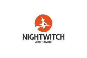 Night Witch Logo