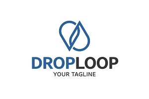 Drop Loop Logo