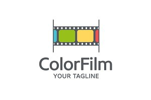 Color Film Logo