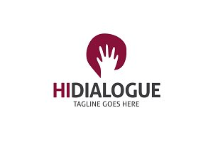 Hi Dialogue Logo