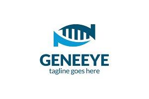 Gene Eye Logo