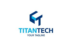 Titan Tech - T Logo