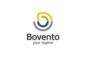 Bovento - B Logo