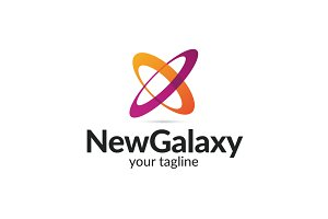New Galaxy Logo