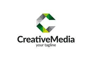 Creative Media C Logo