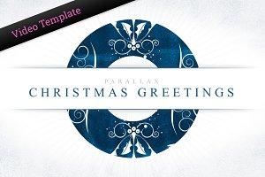 Parallax Christmas Greetings - AE
