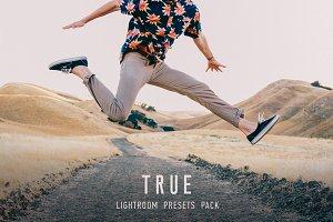 True Lightroom 33 presets pack