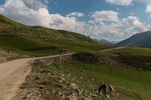 Mountain Landscape (Azerbaijan)