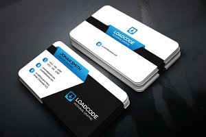 Loadcode creative business card