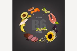 Vitamin Creative Background