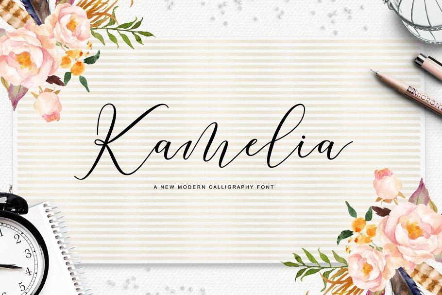 Kamelia Script