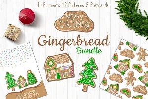 Christmas Gingerbread Bundle