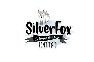 SilverFox Font TRIO