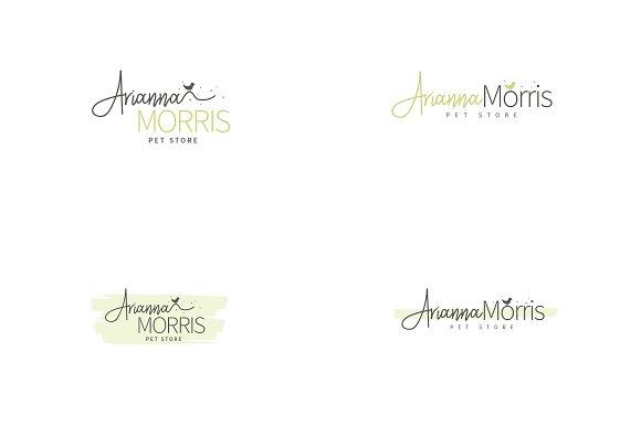 Arianna Morris Logo