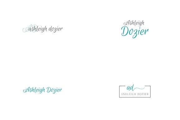 Ashleigh Dozier Logo