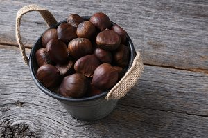 Bucket of Chestnuts