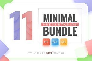 Minimal Bundle Presentation