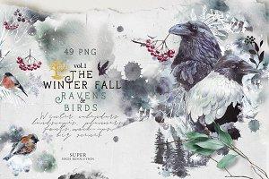 Ravens & birds vol.1