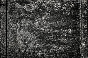 Black gray old metal texture