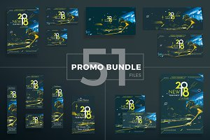 Promo Bundle | New Year Party