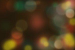 Background with Light Effect Boke De