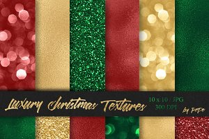 Luxury Christmas Textures