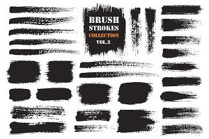 Brush Strokes Collection Vol.3
