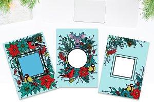 3 Greeting Card Mock Ups