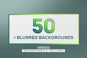 BUNDLE: 50 Blurred Backgrounds