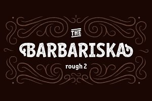 Barbariska Rough2 pack
