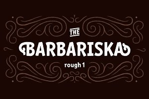 Barbariska Rough1 pack
