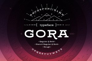 Gora – full pack