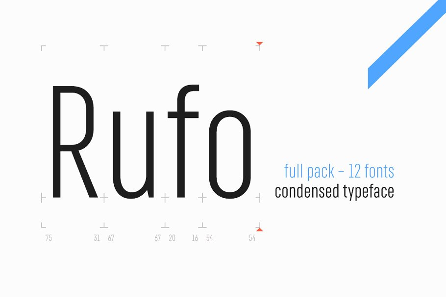 Rufo – Full pack