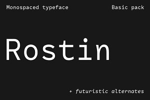 Rostin – Basic pack
