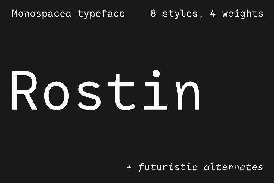Rostin – Full pack