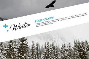 Winter Creative Presentation Keynote