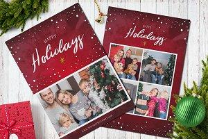 Christmas Postcard 5x7 V5