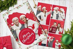 Christmas Postcard 5x7 V6