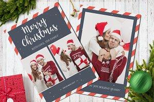 Christmas Postcard 5x7 V1