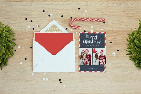 Christmas Postcards.Christmas Postcard 5x7 V1