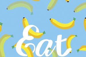 Eat Health Banana Sweet Icon