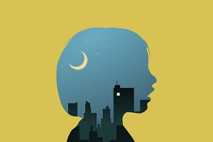 Human Mindset Thinking Aspiration
