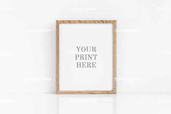 8x10 print mock up 4:5 ratio